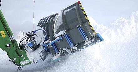 Snøryddingsutstyr